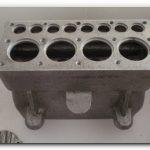Edgar Westbury cylinder block casting