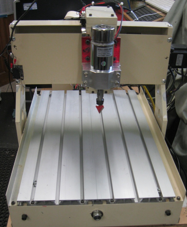 CNC Router and CNC conversion to my RF 25 Round Column Milling machine