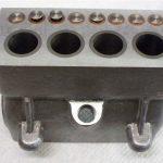 Seal 15cc engine showing Cylinder block and side valves