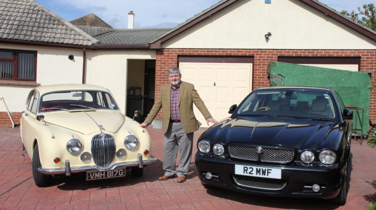 Mk2 Jaguar and XJ Sovereign share same past.