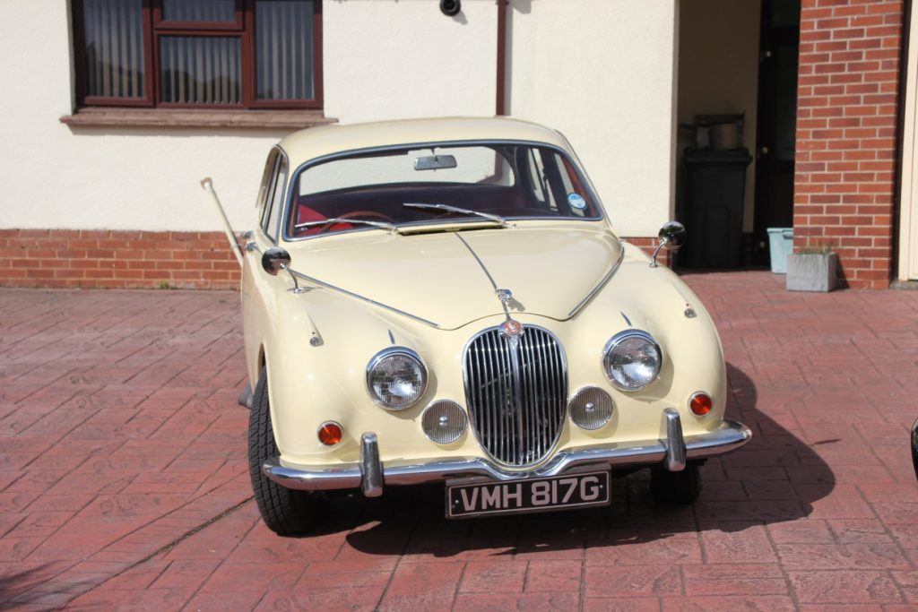 Collecting And Maintaining A Classic MK2 Jaguar 340