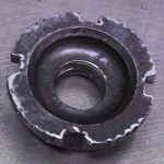 BSA Motorcycle Crankshaft Nut