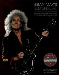 Brian May Red Special Book