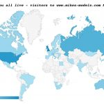 world map visitors to www.mikes-models.com