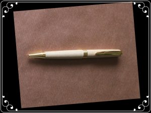 mikes-models.com ash wood pen for sale