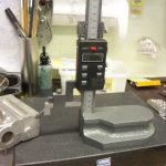Height gauge Seal block casting