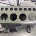 Plug for cylinder liners Seal engine