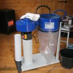 Charnwood dust extractor