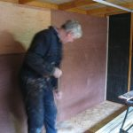 insulating workshop
