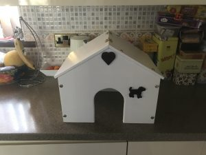 a 'Doggy' house as well..