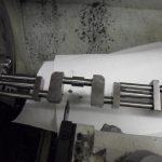 Crankshaft turning for Seal 4 cylinder 15cc petrol engine