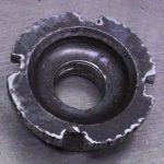BSA Motorcycle Crankshaft Nut