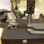 Height gauge Seal cylinder block