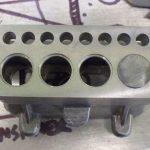 Plug for cylinder liners Seal engine