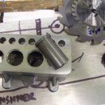 Steel liners for Edgar T Westbury's Seal engine