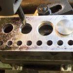 Boring liner seats Seal 4 cylinder engine