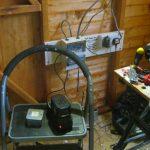 Garage mini consumer unit
