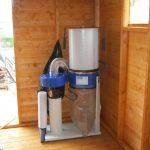 Charnwood dust extractor