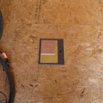 floor mounted electrical; socket