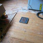 floor 13 amp sockets