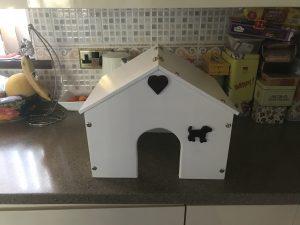 a 'Doggy' house as well..
