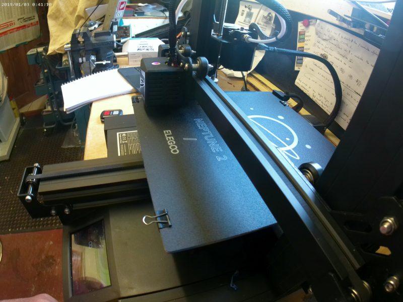 Elegoo Neptune 2 3D Printer